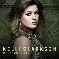 Kelly Clarkson Single Art