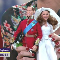 Prince William and Kate Middleton Dolls