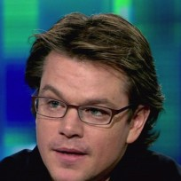 Matt Damon on Piers Morgan