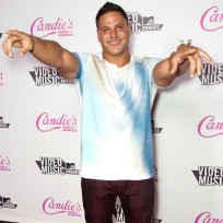 Ronnie Magro VMA Picture