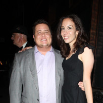Chaz Bono and Jennifer Ella