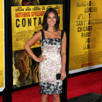 Who looked better at the Contagion premiere?
