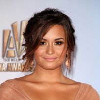 Demi Lovato at the ALMA Awards