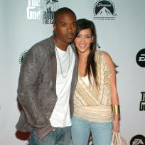 Kim Kardashian and Ray J Picture