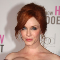 Do you like this dress on Christina Hendricks?