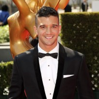 Mark Ballas on the Red Carpet