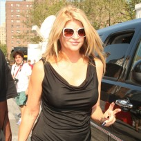 Kirstie alley body