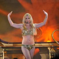 Britney Spears Bikini Shot