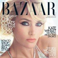 Kate Winslet Harper's Bazaar Cover