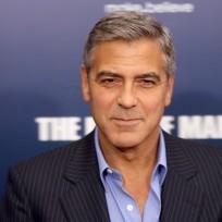 George Clooney Movie Premiere Pic