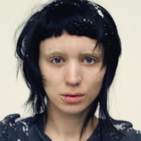 Girl with the dragon tattoo promo pic