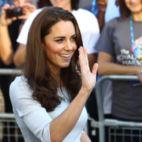 A Royal Wave