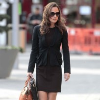 Pippa in Black