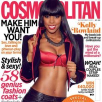 Kelly Rowland Cosmo Cover