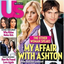Do you think Ashton Kutcher cheated on Demi Moore with Sara Leal?