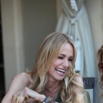 Taylor armstrong laughing