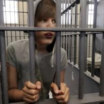 Justin Bieber in Jail