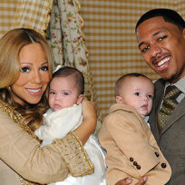 Mariah Carey and Kids