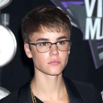 Justin Bieber in Glasses