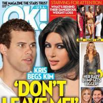 Are Kim Kardashian and Kris Humphries headed for a divorce?