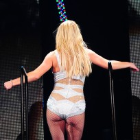 Britney Spears' Butt