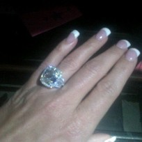 Kim Zolciak Engagement Ring