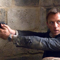 Daniel craig as james bond pic