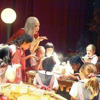 Gaga Thanksgiving Special Promo Pic