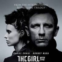 The girl with the dragon tattoo poster new