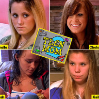 The Cast of Teen Mom 2