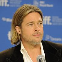 Brad Pitt, Long Hair