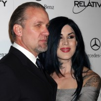 Kat von d jesse james picture