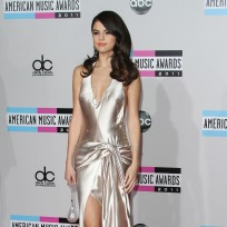 Selena Gomez at the AMAs