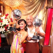 J.R. and Karina: Dancing With the Stars Winners