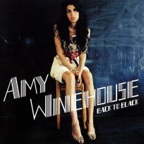 Amy Winehouse Back to Black Album Cover