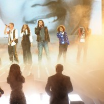 What is your reaction to The X Factor Top 7 Eliminations?
