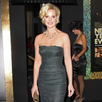 Katherine heigl at new years even premiere