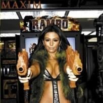 JWoww Maxim Picture