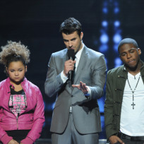 Should Rachel Crow have been eliminated from The X Factor?