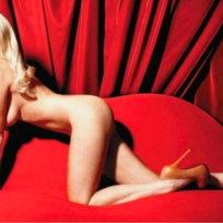 Lindsay Lohan Playboy Photo