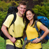 Ernie halvorsen and cindy chiang