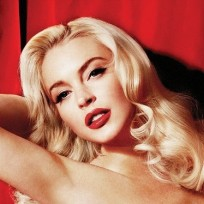 A Lindsay Lohan Playboy Photo