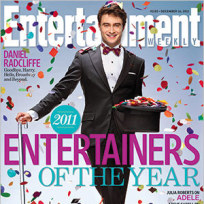 Daniel Radcliffe EW Cover