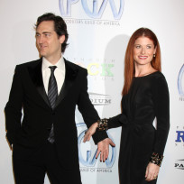 Daniel zelman debra messing