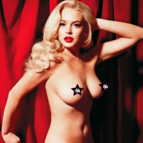 Lindsay lohan nude playboy