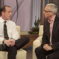 Michael Lohan and Dr. Drew