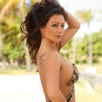 JWoww in a Bikini