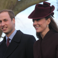 Kate Middleton, Prince William on Christmas