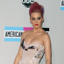 Katy Perry, Low Cut Dress