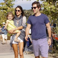 Alessandra Ambrosio and Jamie Mazur Picture